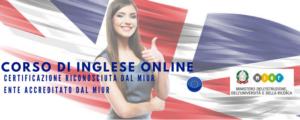 Corso di INGLESE On line Certificazione  per tutti i livelli!